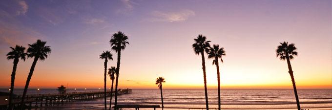 California Pacific Coastline